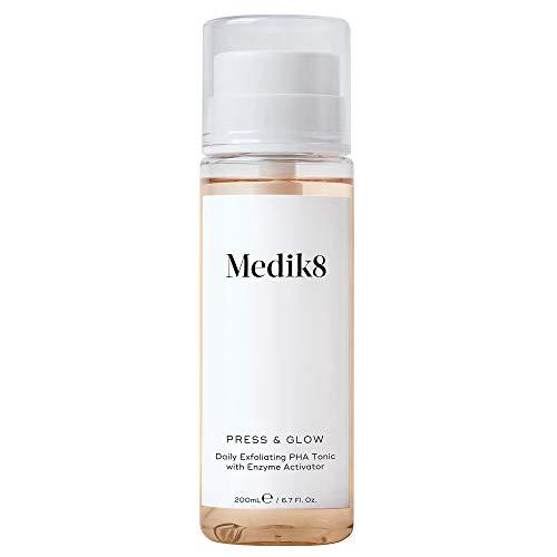 Medik8 Press & Glow, One size, Vanilla, 200 Mililitro
