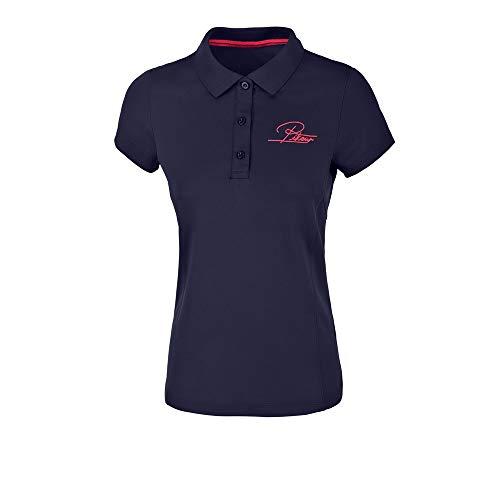 PIKEUR Damen T-Shirt BONNY, night sky/blue, 40