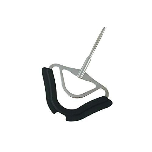 Rührbesen mit Silicon für Küchenmaschine MUM4 und MUM5 Profi Flex Besen passend 659889 00659889