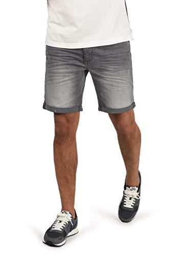 Blend 20701976ME Jeans Shorts, Größe:XL, Farbe:Denim Grey (76205)