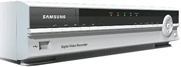 I6A- SAMSUNG TECHWIN SVR-440 STANDALONE TRIPLEX 4 CHANNEL MPEG 4 160GB DIGITAL VIDEO RECORDER