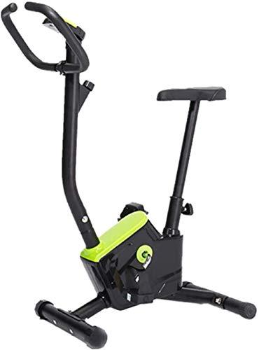 Mini-Heimtrainer, Heimtrainer, Cardio, Workout, Fitness, Fahrrad, Arm- und Beintrainer, verstellbarer Widerstand, Sportausrüstung, mit LED-Display und Sitzhöhe