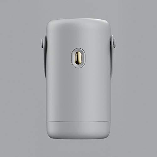 AIPZDJ Conciso Portátil Eléctrico Secadora de Ropa 250W Capacidad 4 kg Eléctrico Secador Plegable Interior Viaje Mini Secador para Casa Dormitorios,Gray
