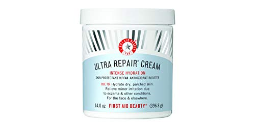 First Aid Beauty Ultra Repair Cream, Intense Hydration, 14 oz (Original)