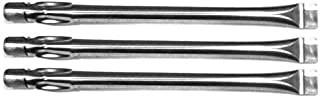 bbqGrillParts Gas Burners for Better Homes & Gardens GBC1273W, BH12-101-001-02 Grill Models(3Pack)