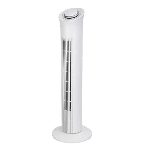 VVBGTS Fan für Heim und Büro Bladeless Fan, Standkühlventilator, 3 Speed Kühl, mobil, leise, for Desktop-Tisch Schlafzimmer Baby-Raum-Nutzung Oszillierende Lüfter