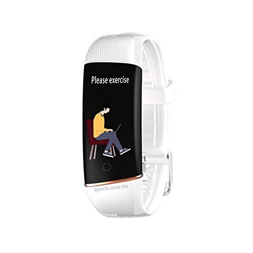 Upupto Smart-Reloj, la Aptitud Muñequera, a Prueba de Agua,Aptitud del Reloj con pulsómetros, rastreador Ejercicios, podómetro, Inteligente muñeca Mujeres Hombres Reloj Deportes iOS Android