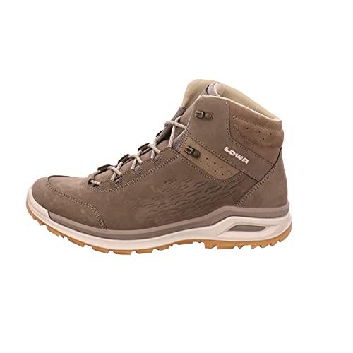 Lowa W Strato Evo LL QC Braun, Damen Hiking- und Approachschuh, Größe EU 40 - Farbe Stein