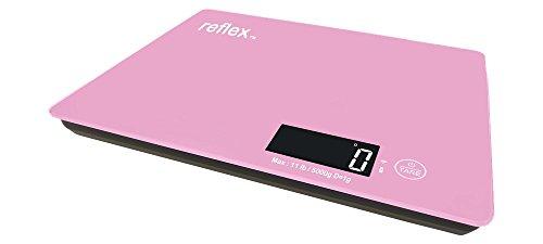 Reflex NutriCrystal Nährwert Waage mit Bluetooth für iPhone 4S/5/5S/5C/Smartphone/iPod/iPad