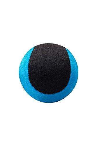 Mountain Warehouse Skim Boule - Jouet Mou de Rebond de Natation de Boule, biens, faciles d'employer la Boule de Sports - pour des Jeux de Plage Bleu Taille Unique