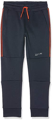 IKKS Junior Jogging Pantalon de Sport, Bleu (Navy 48), 10 An