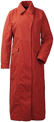 Didriksons Mantel Parka Hanna Women's Coat rot Winddicht wasserdicht Unifarben (36)