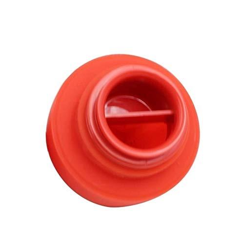 ZJXYYYzj Lip Plumper, 1pc Tomate Sexy Pleine pulpeuses lèvres Enhancer lèvres en Silicone pulpeuses Dispositif d'outil ou Super Aspiration Famille Corps Coupes Emboutissage Massage (Color : A)