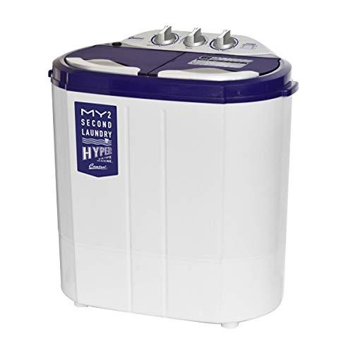 小型洗濯機 マイセカンドランドリー ハイパー TOM-05h シービージャパン ミニ洗濯機 別洗い 脱水機能付き 洗濯機 二槽式洗濯機