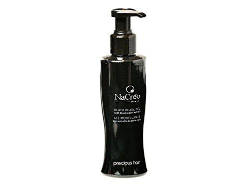 NaCréoMan graue Haare abdeckende schwarz Haargel - 150 ml