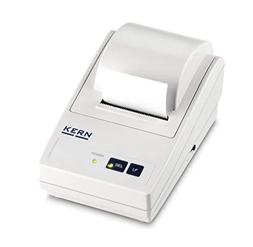 KERN 911-013 - Impresora de agujas matriciales para básculas con interfaz de datos RS-232