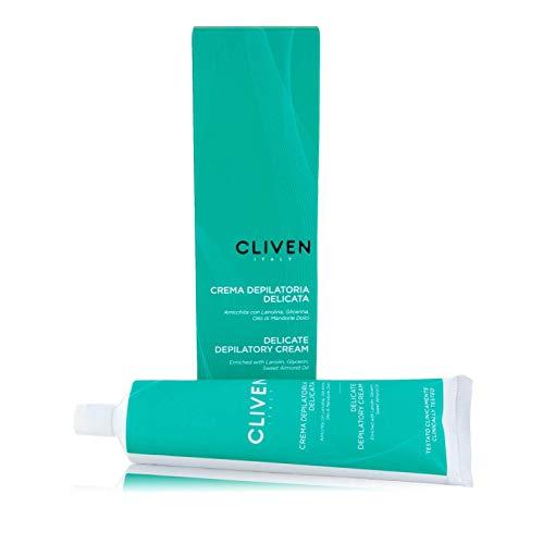 Cliven Crema Depilatoria Delicata, 150 ml