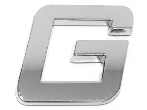 Eufab 30317 3d-letter G Car-logo