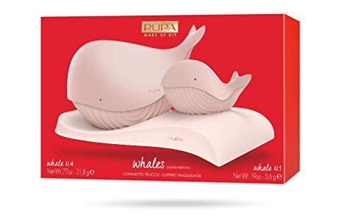 PUPA Pupa Whale 4 make-up doos - Pupa Whales 03