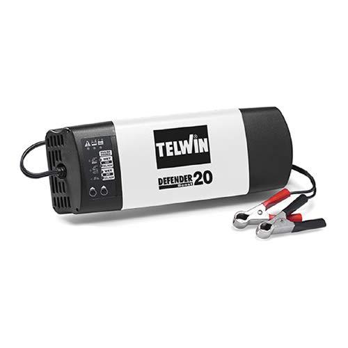 Caricabatteria e mantenitore di carica intelligente Telwin Defender 20 Boost 12/24V