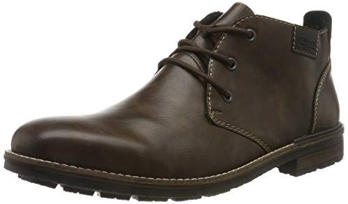 Rieker Herren B1340 Desert Boots, Braun (Toffee/Schwarz 26), 43 EU