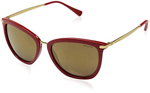 Ralph Lauren RALPH BY 0RA5245 Gafas de Sol, Red, 55 para Mujer