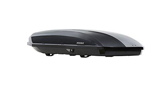 YAKIMA - ShowCase, Aerodynamic Rooftop Cargo Space for Larger Vehicles, Wagons & SUVs, 15,...