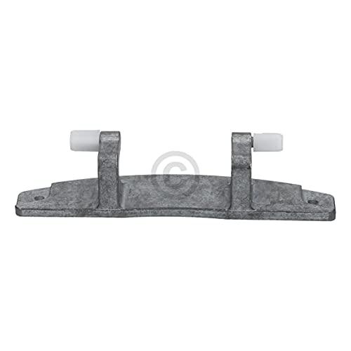 DL-pro Bisagra de puerta para Bosch Siemens 634198 00634198 iQ700 iSensoric varioPerfect iQ500 iQ800 Serie 8 Extraklasse Logixx Bisagra con casquillos para lavadora frontal