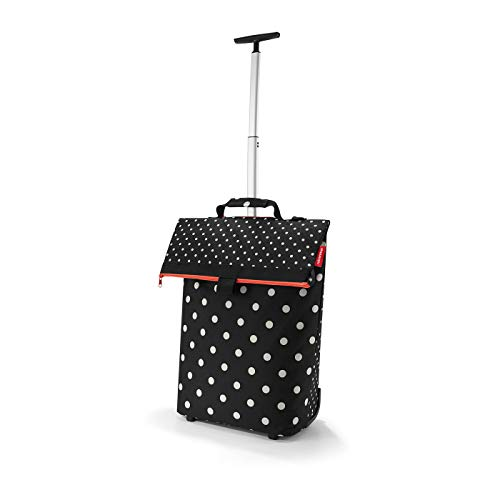 trolley M 43 x 53 x 21 cm 43 Liter mixed dots