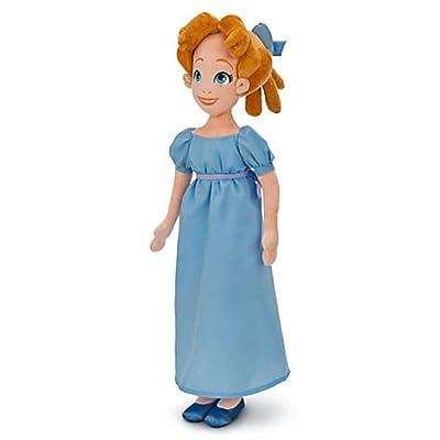 Disney Wendy Plush Doll From Peter Pan - 20''