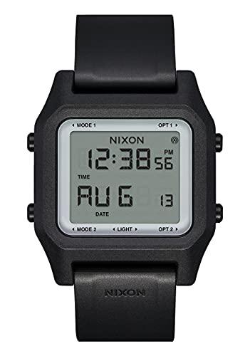 Nixon Reloj Digital para Hombre de con Correa en Silicona A1309867-00