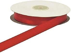 Nastro Rosso doppio raso h 15mm 50mt