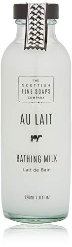 The Scottish Fine Soaps au Lait Lait de bain 220 ml