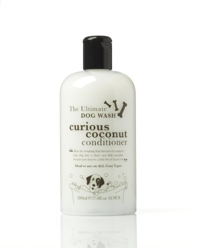 House of Paws Curious Coconut Conditioner, 500 ml