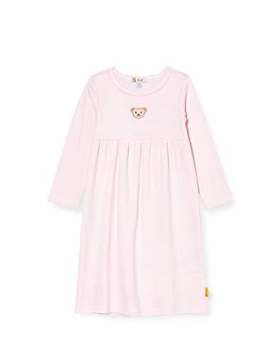 Steiff Unisex Baby Nightdress Nachthemd, Rosa, 86