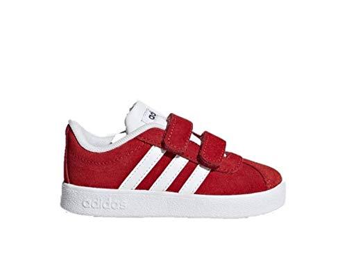 adidas Sneaker Kinds Vl Court 2.0 Rot Weiß 20 Rot