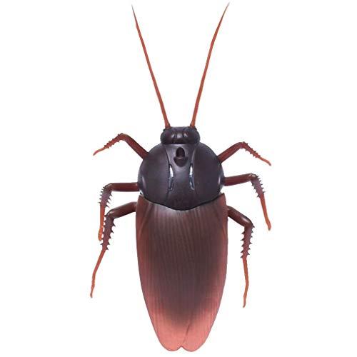 NOBRAND Wanqian Control Remoto Mock Cucaracha Falso Juguete de Juguete Broma de Halloween Halloween de la araña Hormiga Insectos Broma Broma Juguete Truco de Miedo