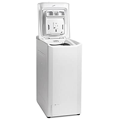 Montpellier MTL6120W 6kg 1200rpm Freestanding Top Loading Washing Machine-White