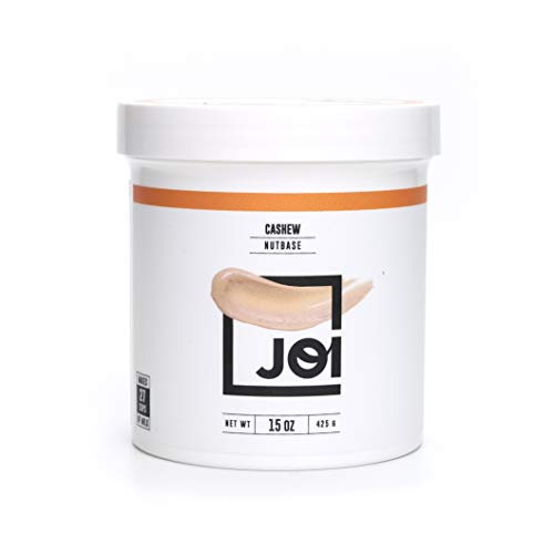 Cashew Milk Concentrate by JOI | Just One Ingredient | Make Your Own Nutrient Dense Fresh Cashew Milk | Unsweetened | Vegan, Keto, Paleo Friendly | 15 oz. | Makes up to 7 Quarts