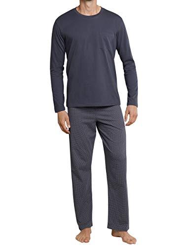 Lacoste Underwear Schlafanzug_159633, Pijama Hombre, Azul (Dunkelblau 803), XXXL (Talla fabricante: 58/XXXL)