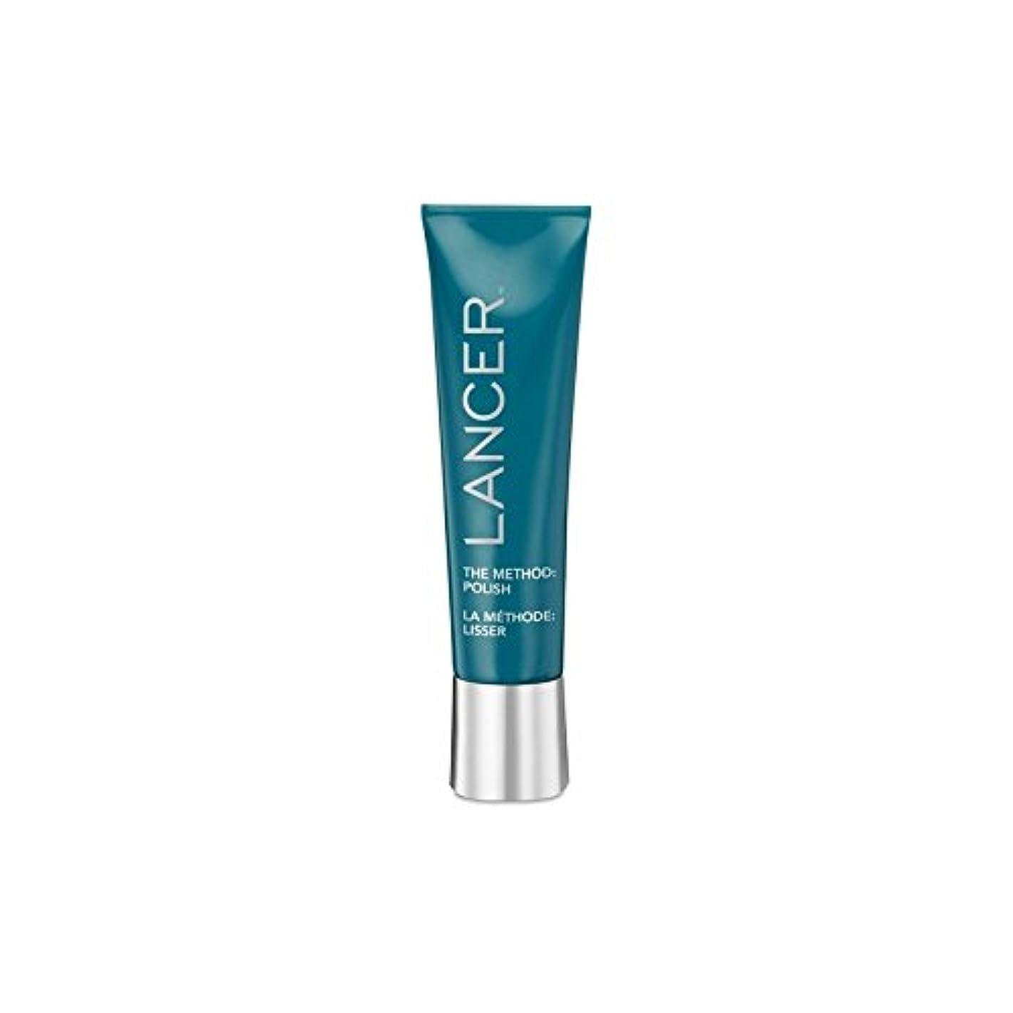 通り雷雨ポンペイLancer Skincare The Method: Polish (Bonus Size 227G) - ポリッシュ(ボーナスサイズ227グラム):ランサーは、メソッドをスキンケア [並行輸入品]