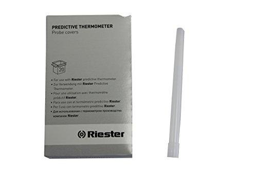 Riester 12688 Sondenhüllen für Predictive Thermometer (500-er pack)