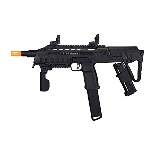 GI Sportz Tippmann TCR Magfed Tactical CQB Paintball Gun - Black