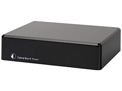 Pro-Ject Optical Box E Phono schwarz