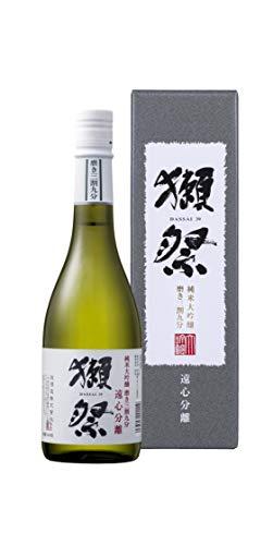 獺祭 (だっさい) 純米大吟醸 磨き三割九分 遠心分離 720ml [ 日本酒 ギフトBox ]