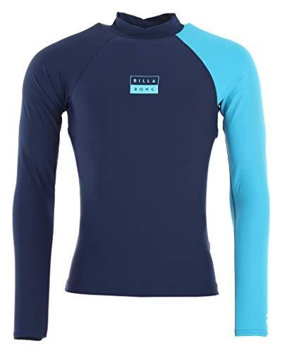 Billabong™ Contrast Long Sleeve Rashguard - Rashguards - Men - S - Blau