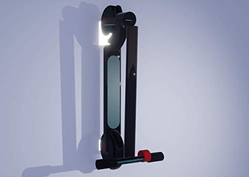 Soporte de pared para patinete electrico (Xiaomi, Cecotec)