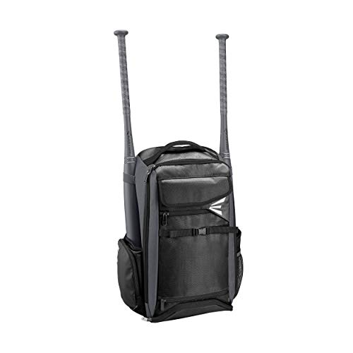 EASTON GHOST Fastpitch Softball Bat & Equipment Backpack Bag, Black
