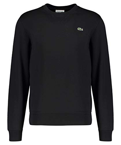 Lacoste Sport Sweatshirt, Homme, SH1505, Noir/Noir, Medium 4