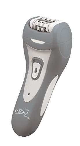 Emjoi eRase Pro 60-Tweezer Hair Removal Epilator (Grey)